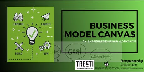 Get your business cogs turning with Business Model Canvassing; Entrepreneurs Work Group tickets