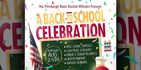 PBEOC:  Back to School Celebration tickets