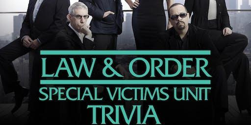 Law & Order: SVU Trivia
