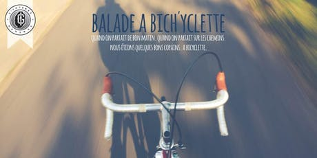 Balade à Bich'Yclette - 27/09 billets