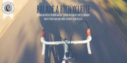 Balade à Bich'Yclette - 27/09