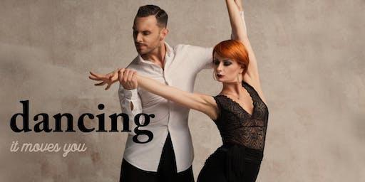 Beginners/Novice Latin Dance Class
