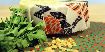 DIY Beeswax Wraps with Make and Create @Crate St James