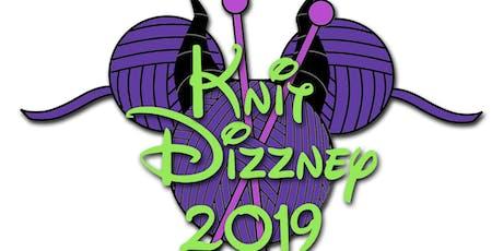 Knit Dizzney 2019 tickets