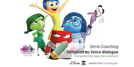 Voice Dialogue 1.  La méthode tickets