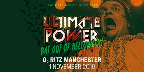 Ultimate Power Bat Out Of Helloween tickets