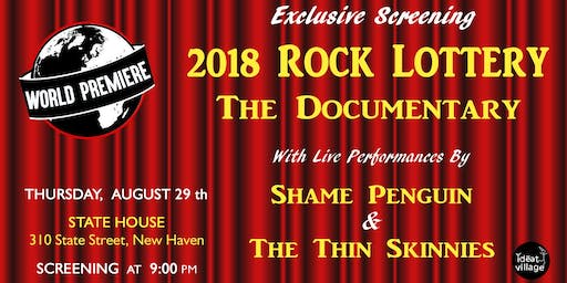 Rock Lottery Documentary - World Premiere Screening