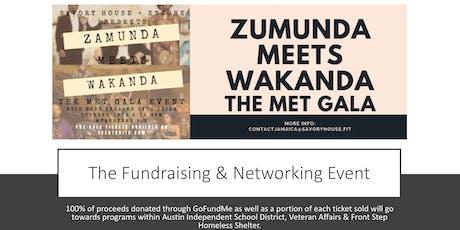 Zamunda Meets Wakanda The Fundraising Met Gala Event tickets