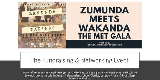 Zamunda Meets Wakanda The Fundraising Met Gala Event