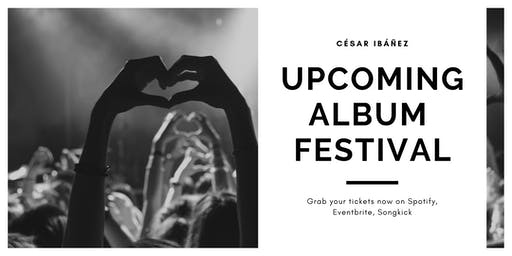 Upcoming Album Festival