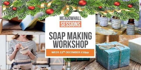 Cosmeti-Craft Soap Making Workshop - Festive Soap Bakery tickets
