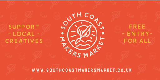 South Coast Makers Market  // Sat 7th December // CHRISTMAS POP UP MARKET
