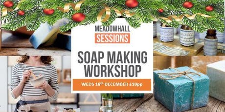 Cosmeti-Craft®️ Festive Soap Making Workshop - Soap Christmas Gift Making tickets