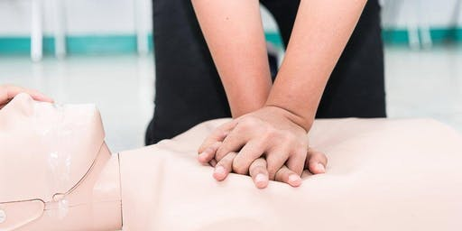 AHA CPR/AED & First Aid-Heartsaver with Mike Miller (Aug 24, 2019)