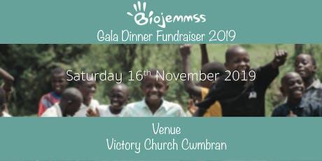 Biojemmss Gala Dinner Fundraiser 2019 tickets