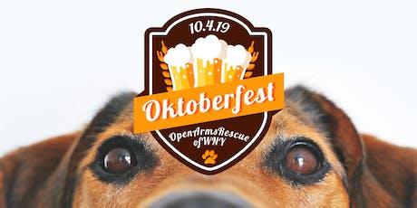 OAR's Oktoberfest tickets