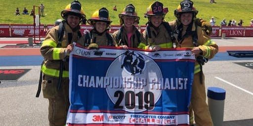CFEMS Women's Combat Challenge Team