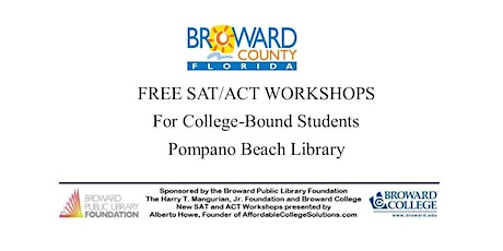 Free SAT/ACT Workshops - Juniors and Seniors  only tickets