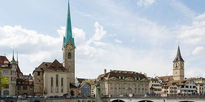 Fraumünster Zurich, Sunday Service with Baptism- 25 August 10:00am