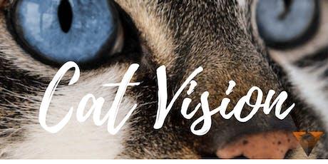 Cat Vision B: Kattenbakbehoeftes tickets