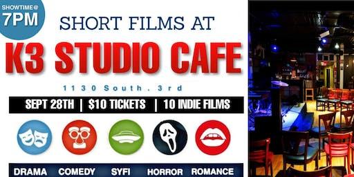 SHORT FILMS AT K3 STUDIO CAFE