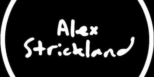 Saturday In The Bailiff With Alex Strickland