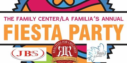 The Family Center/La Familia's Annual Fiesta Party!