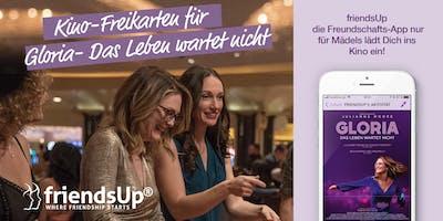 friendsUp Kino Event: GLORIA - DAS LEBEN WARTET NICHT in Stuttgart