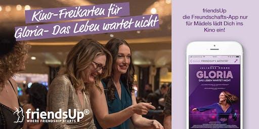 friendsUp Kino Event: GLORIA - DAS LEBEN WARTET NICHT in Berlin