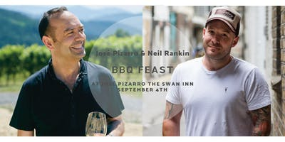 Chef collaboration: BBQ feast with José Pizarro & Neil Rankin