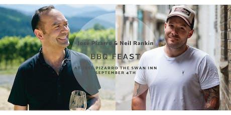 Chef collaboration: BBQ feast with José Pizarro & Neil Rankin tickets