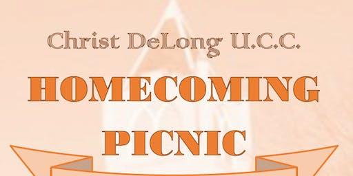 Christ DeLong UCC Homecoming Picnic