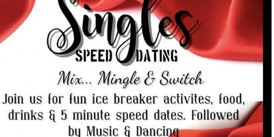 Mix..Mingle & Switch  Speed Dating Event