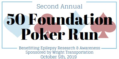 2nd Annual 50 Foundation Poker Run