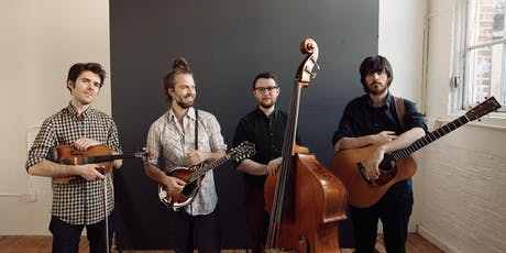 Jacob Jolliff Band Plays Grisman tickets