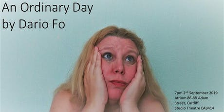 An Ordinary Day by Dario Fo tickets