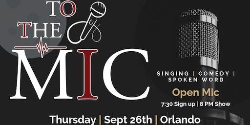 Open Mic in Orlando