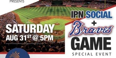 IPN Social | Braves Rooftop tickets