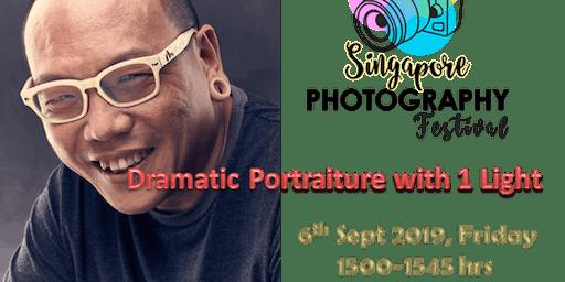 Seminar Talk: Dramatic Portraiture with 1 Light