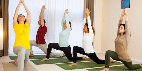 Beginners Yoga - 12 week Level1 Course tickets