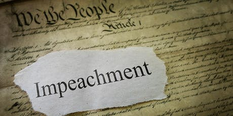 The Impeachment Question  tickets