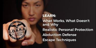 Complimentary Self-Defense Workshop