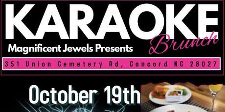 Karaoke Brunch tickets