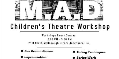 Children's Theater Workshop tickets