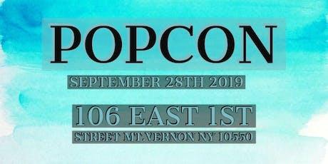 PopCon tickets