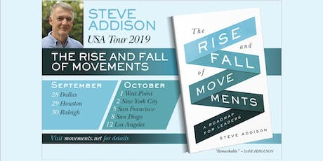 Movements Workshop with Steve Addison - West Point, NY tickets