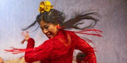 ¡Fiesta Flamenca! at Manny's in San Francisco