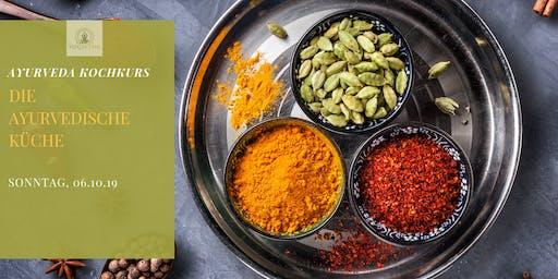 Ayurveda Kochworkshop - Die ayurvedische Küche