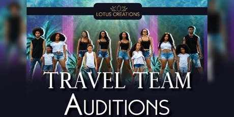 Travel Team Auditions tickets