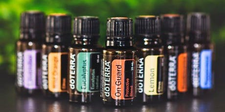 Essential Oils Introduction with Lena tickets